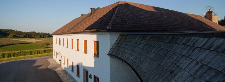 Landwirt Kastenberger - Buchweizen - Der Biene zuliebe