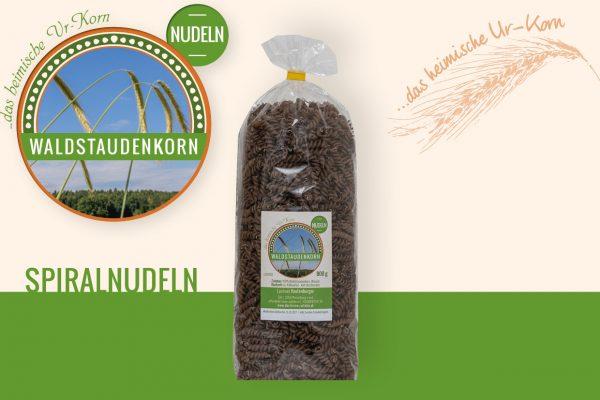 Waldstaudenkorn SpiralNUDELN online kaufen