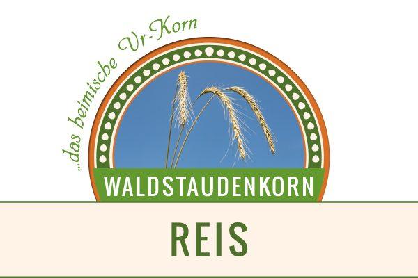 Waldstaudenkorn REIS
