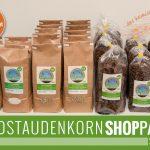 Waldstaudenkorn SHOP-Paket Standard