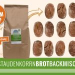 NEU im Shop - Waldstaudenkorn BROTBACKMISCHUNG 4200G
