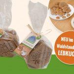 NEU im Shop - Waldstaudenkorn LEBKUCHEN