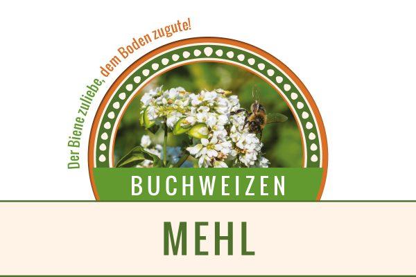 Buchweizen MEHL
